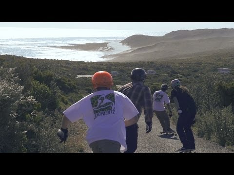 Landyachtz South Africa Shaka Zulu Tour Trailer