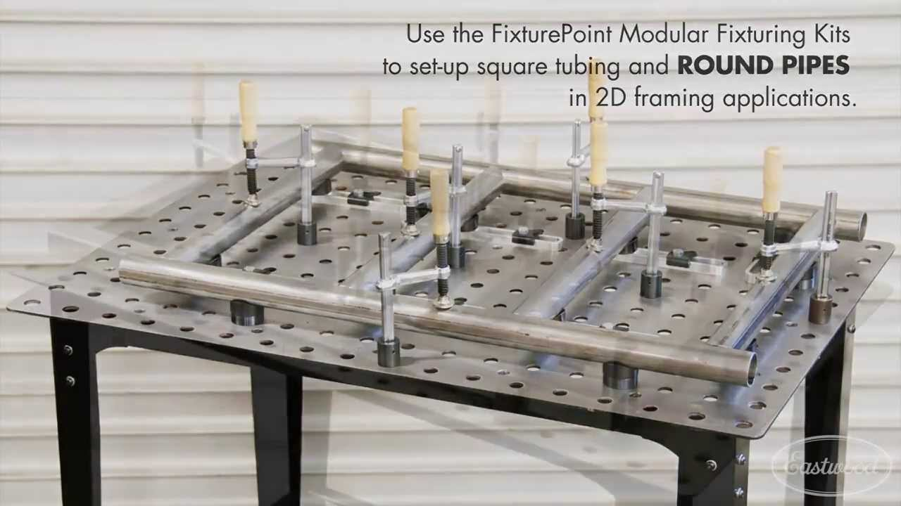 Fixture Table Great For Precision Fabrication Amp Welding