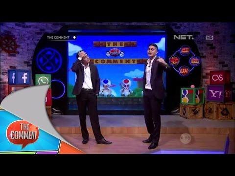 Marcel dan Mischa Chandrawinata jadi Host The Comment