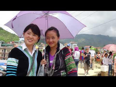 Travel - 2013 trip to Sapa, Vietnam. Rov mus saib Hmoob Sapa. (HD) p9