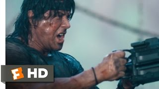 Rambo (11/12) Movie CLIP Mopping Up (2008) HD