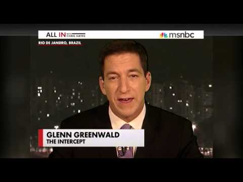 Glenn Greenwald: NSA Targeting Americans Without FISA Warrants