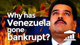 Why is VENEZUELA a CATASTROPHY? - VisualPolitik EN