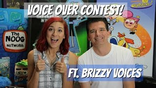 Voice Over Contest ft. BRIZZY VOICES | BUTCH HARTMAN