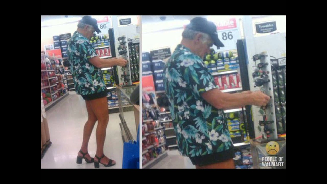 People Of Walmart FUNNY !! Pictures Of People In Walmart - YouTube