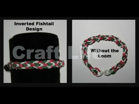 Inverted Fishtail Bracelet