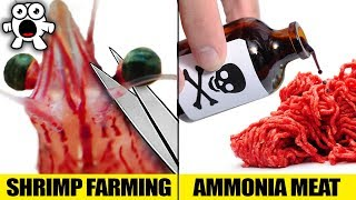 Top 10 Secrets The Food Industry Doesn't Want You To Know