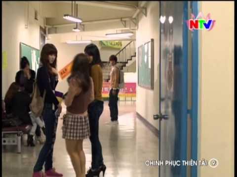 Chinh phục thiên tài  - Tập 9 - Chinh phuc thien tai - Phim Han  Quoc