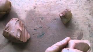 Clases de cerámica. Parte 13