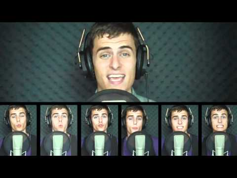 Teenage Dream (- Acapella Cover - Katy Perry -) Bruno Mars - Mike Tompkins