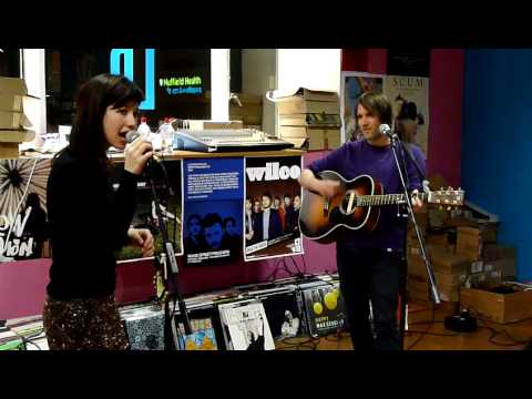 Emmy The Great & Tim Wheeler - Last Christmas Live at Rise Records, Bristol