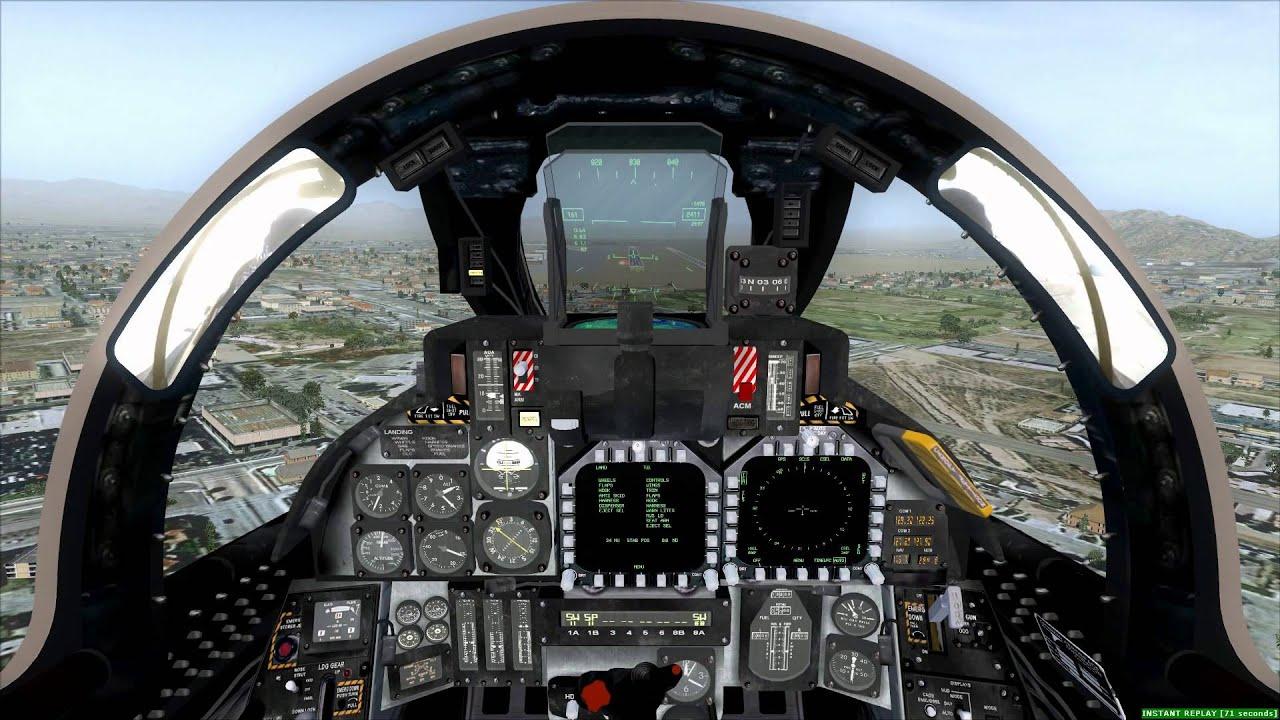 F 14 Cockpit 14D Tomcat Cock...