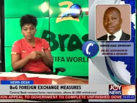 Bank of Ghana - News Desk (16-6-14)