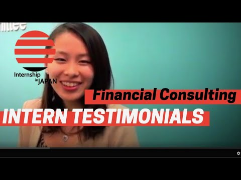 Nikky interns at a Global Financial Firm in Tokyo