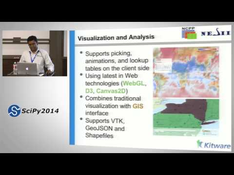 Image from Climate & GIS: User Friendly Data Access, Workflows, Manipulation, Analysis and Visualization of Climate Data
