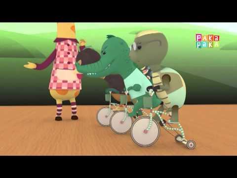 Canciones Minimalitos: Los triciclos - Canal Pakapaka