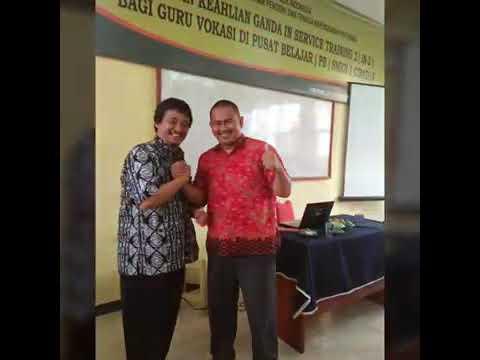 Momen Uji Kompetensi PB SMKN 1 Cibadak Sukabumi