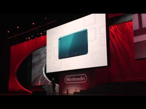 E3 2010 Nintendo 3DS Announcement