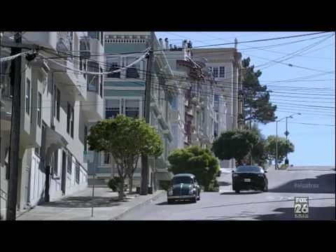 Alcatraz Bullitt Chase Remake