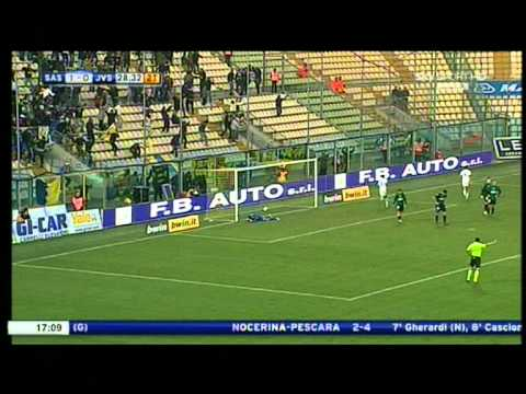 Sassuolo 2-1 Juve Stabia  6-1-2012 Highlights & Goals HD