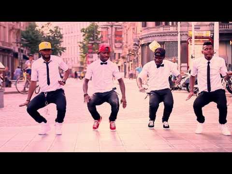 LA N6 Crew - Davido's Skelewu Dance