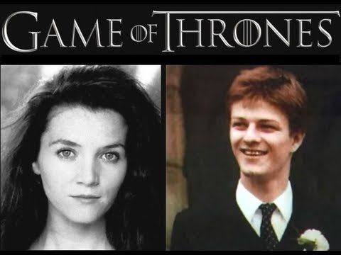 Game of Thrones - Cast's Past / Youth / Fun [FULL HD]