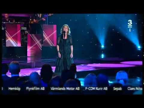 Helen Sjöholm - Kvinnan för dig (Live @ Rosa Bandet TV3)