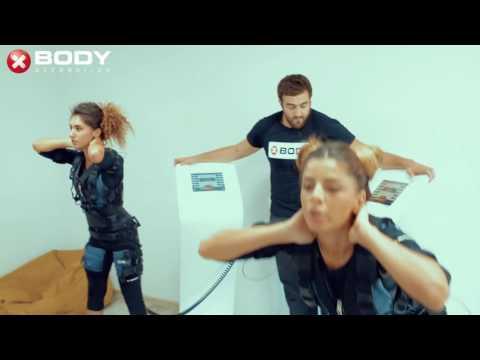 """""""XBODY Azerbaijan"""" fitnes studiyasının qonağları Kamilla Babayeva və Mehin Hümbətova"""
