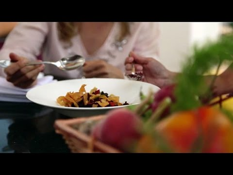 Julie Learns Ayurvedic Cooking and Recipes - Chopra Centered No. 2