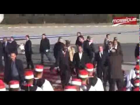 Le Président Moncef Marzouki reçoit une délégation de présidents (1/2)