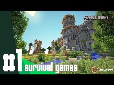 BİZ ÇOK YANLIŞ GELDİK :) | Minecraft | Survival Games #1