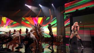Kesha 'Die Young' (Live AMA 2012) American Music Awards