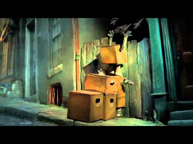 The BoxTrolls - Teaser #2 Trailer