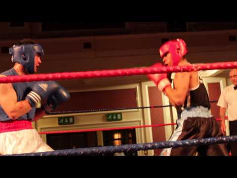 Town V Gown Boxing