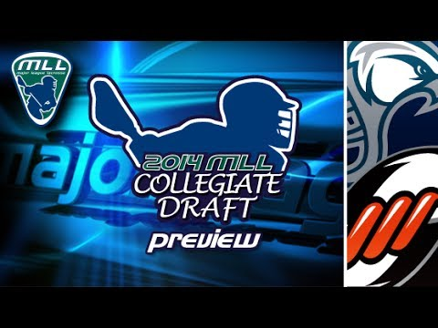 2014 MLL Draft Preview: Chesapeake and Denver