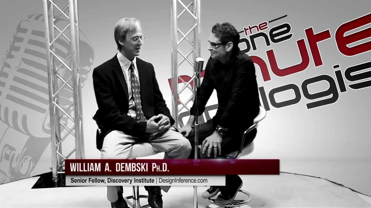 151. How Do We Detect Design in Nature? With William Dembski