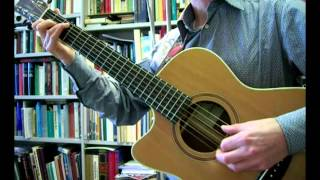 Whistle Flo Rida (Fingerstyle Cover)