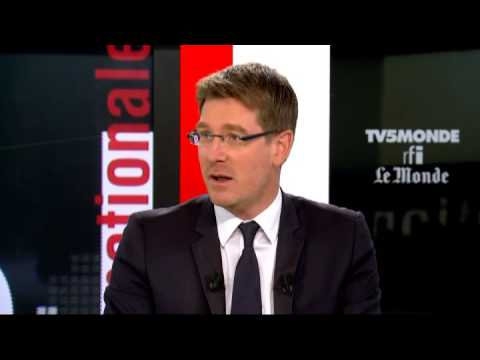 Pascal Canfin sur TV5 MONDE : Les mines d'Areva au Niger doivent être