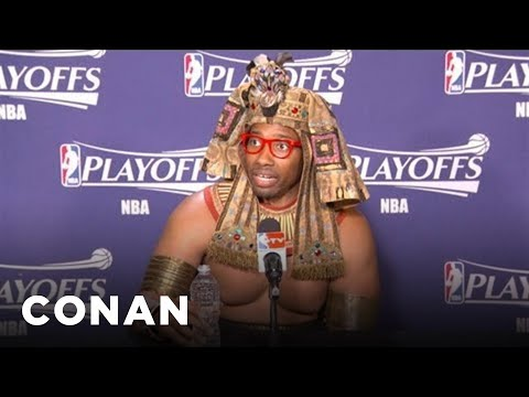 NBA Press Conference Fashion Is Getting Insane 