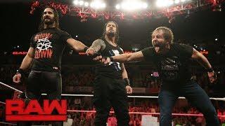 The Shield reunite: Raw, Oct. 9, 2017
