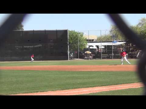 2013 NS Twins vs. San Diego Padres Instructional League
