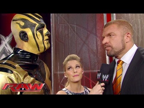 Goldust vows to get his brother, Cody Rhodes', job back: Raw, Sept. 9, 2013,