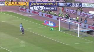 Napoli-Fiorentina 2-1 - 8a Giornata Serie A TIM 15/16 - Highlights