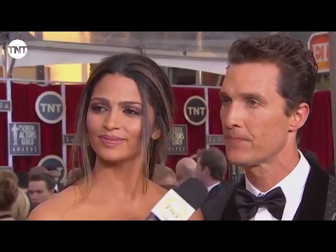 Matthew McConaughey | Red Carpet | SAG Awards