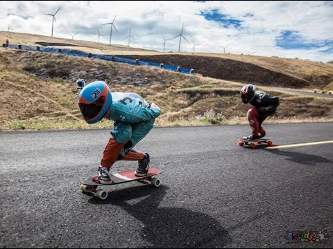 Junker's Skate Trip Part 2: Maryhill