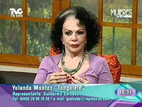 La Entrevista con Yolanda Montes 'Tongolele' (METVC)