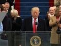 Trump Sticks to Campaign Rhetoric for Address