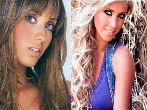 Antes e Depois do RBD: Anahí, Dulce Maria e Maite.