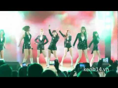 121126 T-ara Lovey Dovey Keangnam Tower Hanoi Vietnam