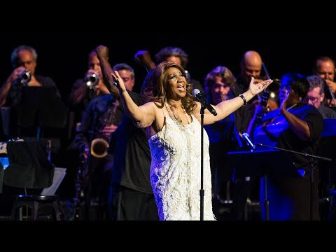 Aretha Franklin at Montreal Jazz Festival